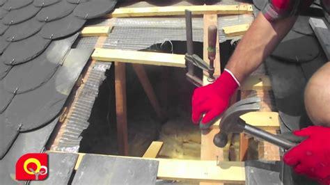installation sortie de toiture poele  bois youtube