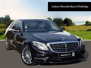 Mercedes S 350 : mercedes benz s class s 350 d l amg line executive premium black 2017 03 29 in tonbridge ~ Dode.kayakingforconservation.com Idées de Décoration