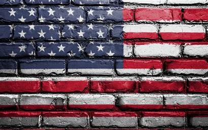 Flag Wallpapers 4k American Usa America