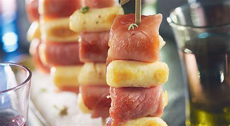 comment cuisiner des quenelles nature des délicieuses minibrochettes quenelles jambon de bayonne