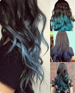 Top 7 Best Black Ombre Hair Color Ideas - Vpfashion