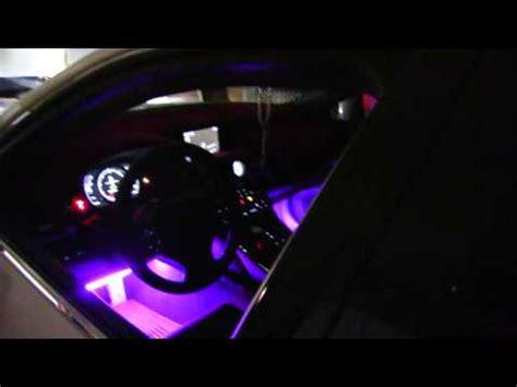 opt aura led glow interior lighting kit youtube