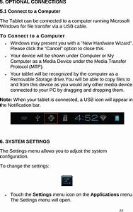 Simbans Presto 10 1 Inch Ips Tablet User Manual Presto Tab
