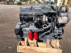 Detroit Series 60 12 7l Ddec Iv  Stock  003239