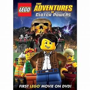 Lego The Adventures Of Clutch Powers 2009 DVD Kids ...