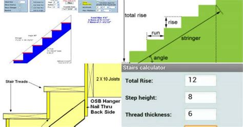 Deck Stairs Calculator Australia by Stair Calculator That Will Help Any Engineer Or Curious