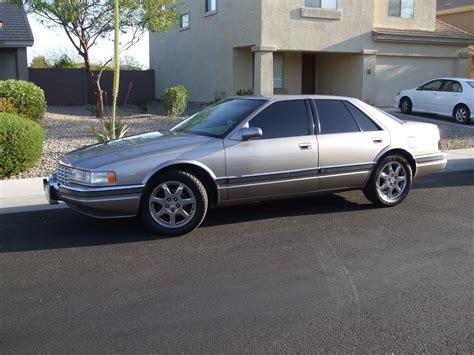 Gravityforce 1996 Cadillac Sevillesls Sedan 4d Specs