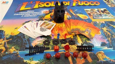 giochi da tavolo mb l isola di fuoco gioco da tavolo mb giochi