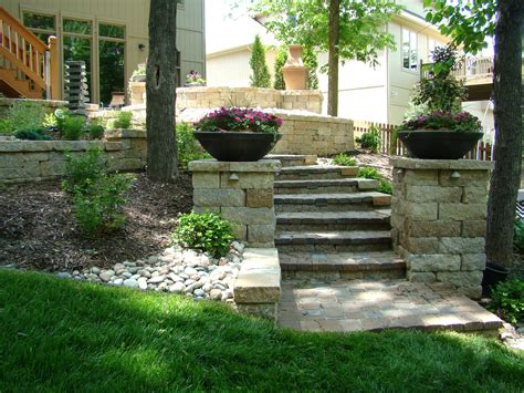 outdoor landscape residential landscape hardscape outdoor lighting four seasons lawn landscape