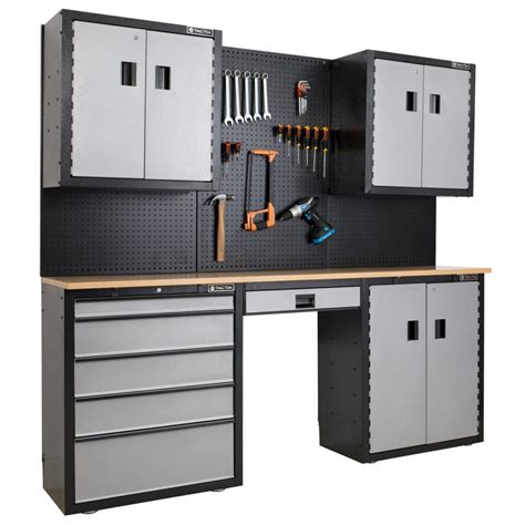 Garage Storage Wall Cabinets  Rackingcom From Rackingcom Uk