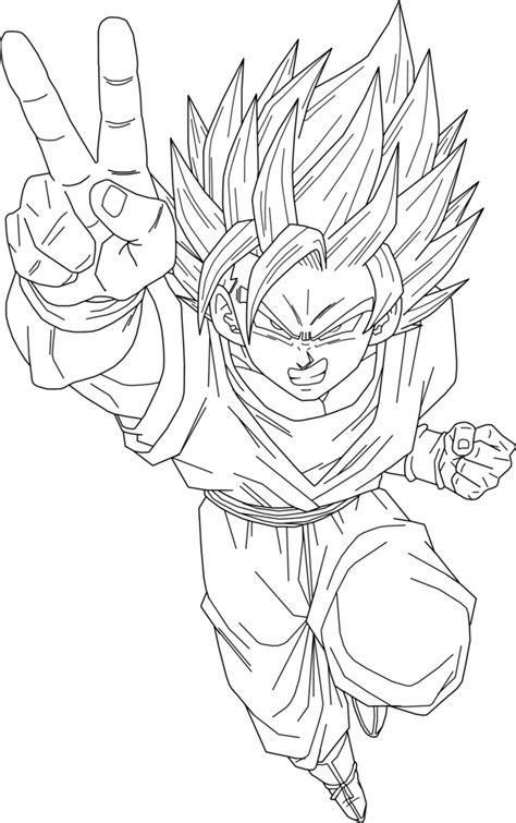 Gohan Super Saiyan 2 Wallpaper Super Saiyan 2 Goku 3 By Brusselthesaiyan On Deviantart