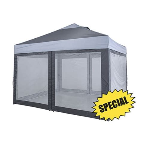 lawn garden shelter grey charcoal