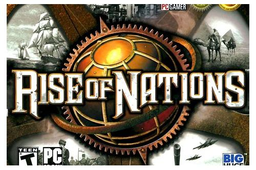 rise of nations 2003 download