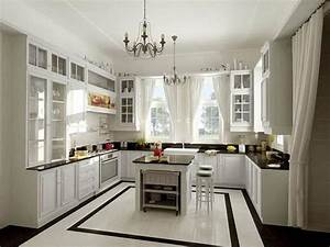 u shaped kitchen layout for small kitchens 2207