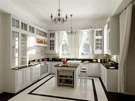 Miscellaneous : U Shaped Kitchen Layout For Small Kitchens