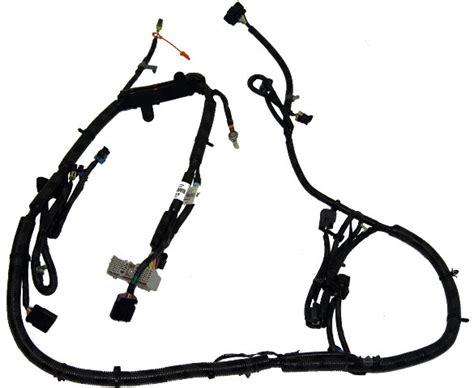 Cadillac Dts Headlight Wire Harness