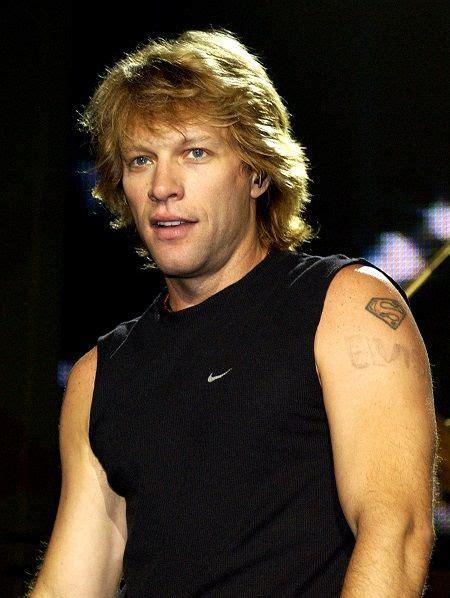 Jon Bon Jovi Sexy Photos Celebrate This House