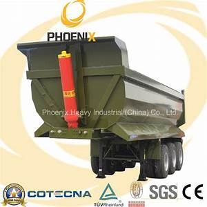 China Professional Supplier 30tons Tri