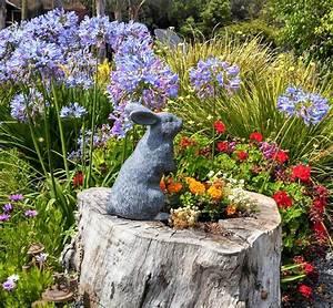 Haus Mit Garten Kaufen : wunderbar baumstamm bepflanzen 29 ideen f r pflanzgef e im garten zum selbermachen aush hlen ~ Whattoseeinmadrid.com Haus und Dekorationen