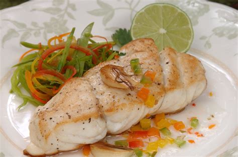 grouper recipes fish fillet recipe portions meat grilled