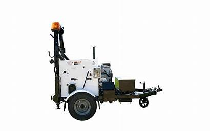 Bucket Loader Truck Machines Pull Machine Sewer