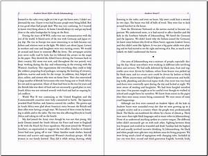 How Book Designers Set Up Book Page Layouts for a ...