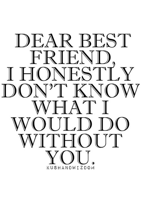 dear  friend quote image relatable quotes