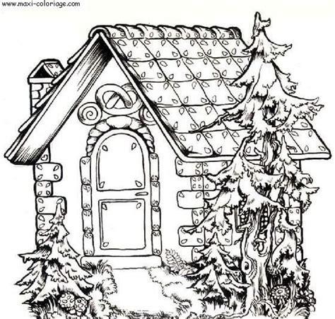 dessin de maisonnette
