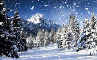 snowfall in mountains wallpapers and images wallpapers pictures photos