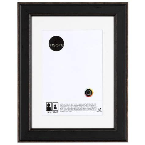 cadre vienne 20 x 30 cm noir noir n 176 0 leroy merlin