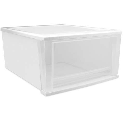 stackable storage drawers stackable plastic storage drawers white in storage drawers