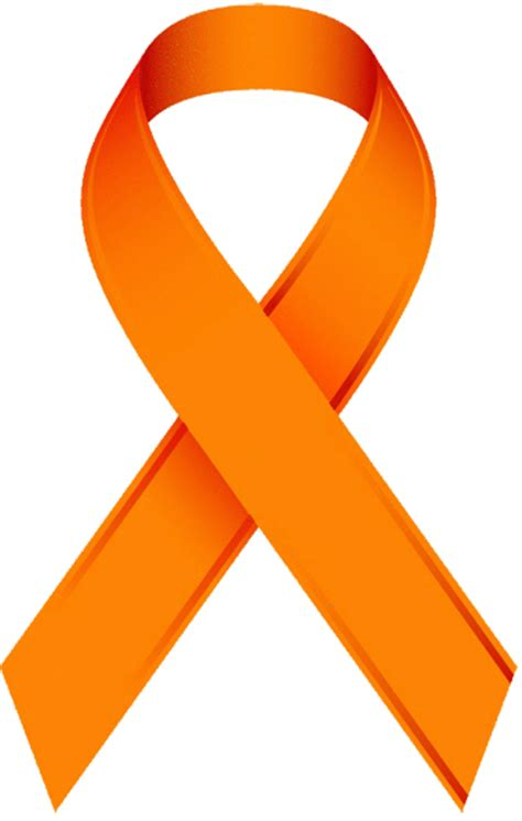 orange awareness ribbon clip art clipart  clipart