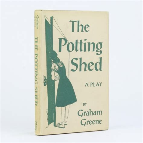 The Potting Shed Graham Greene - the potting shed by greene graham jonkers books