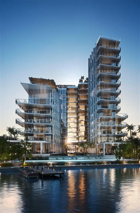 In Miami by Jean Nouvel Presents Plans For Monad Terrace In Miami