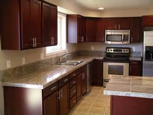 kitchen ideas cherry cabinets cherry kitchen cabinets for more beautiful workspace traba homes