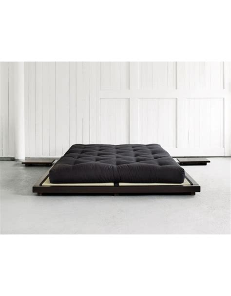 Dock Futon Bed With Tatami Mats  Traditional Low Level