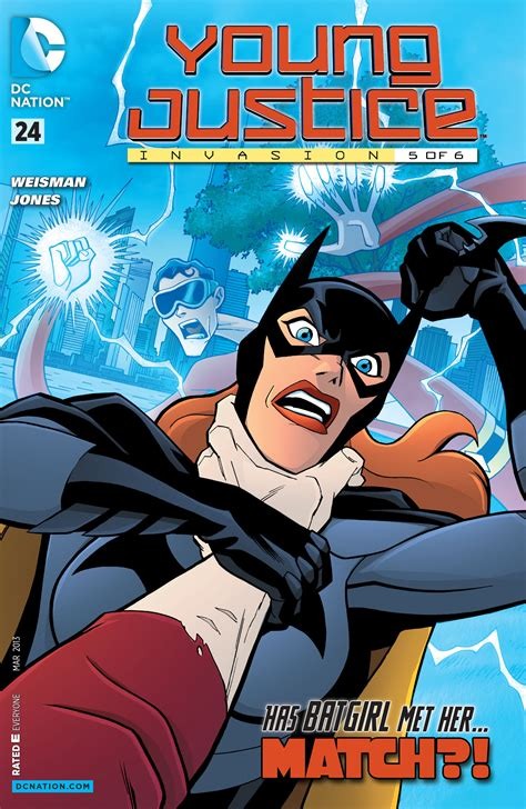 Young Justice (2011) #24  Read Young Justice (2011) Issue