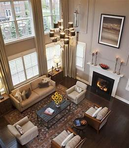 1000+ images about Two story great room on Pinterest