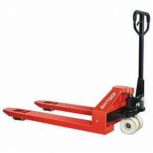 China 2000kg Factory Price Hand Pallet Truck  Manual Pallet