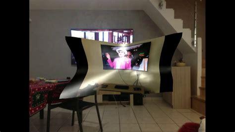 Télévision Encastré Dans Le Mur