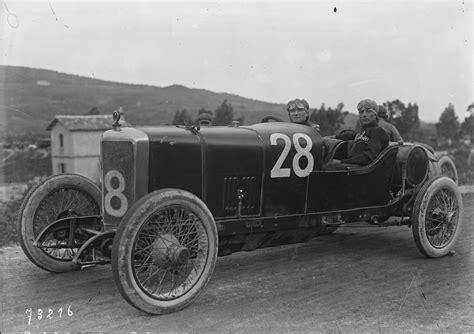 Fileaugusto Tarabusi In His Alfa Romeo Rl Sport At The
