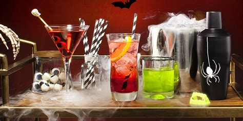Steal Our Halloween (cocktail) Party Shopping List