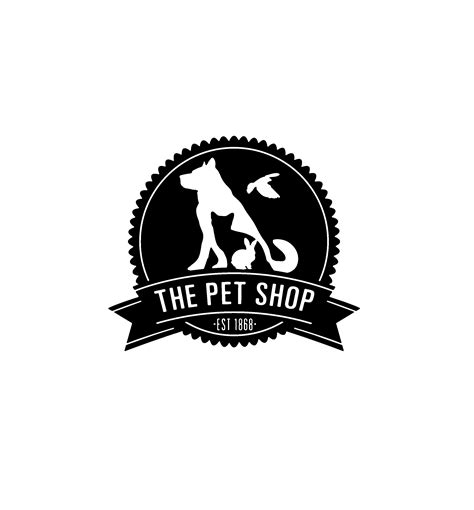 The Pet Shop, Ripon / logotype designed by Toby Designs ...