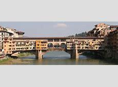 Florence's Bridge of Gold Ponte Vecchio Italy Perfect