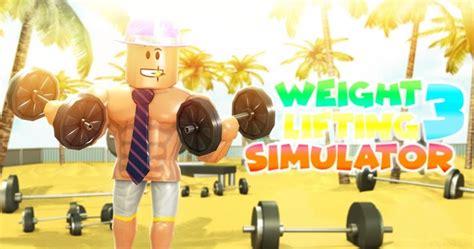weight lifting simulator  codes roblox promo codes