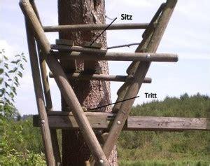 hochsitz bauen