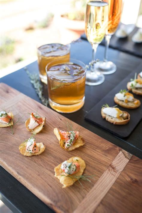 cocktails and canapes 25 best images about summer wedding menu 2016 on