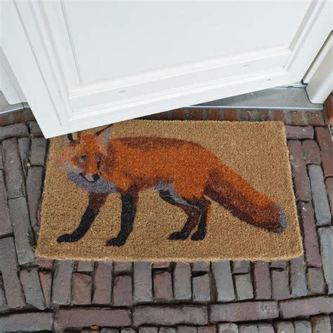 Fox Doormat by Buy Fox Coir Doormat Delivery By Waitrose Garden In