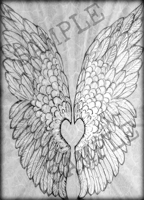 Michael's Wings Printable Poster | Arts/Crafts - WINGS | Angel wings art, Diy angel wings, Diy wings