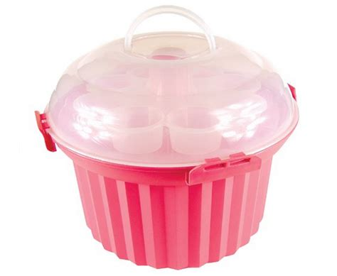 giant cupcake storage container